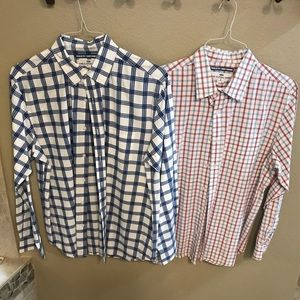 Old Navy button-down shirts